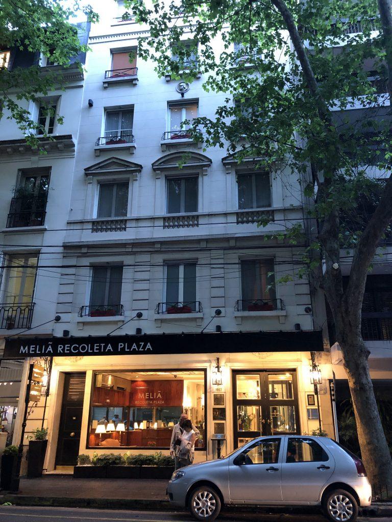 IMG 4834 e1544401040582 768x1024 - El Spa del Hotel Meliá Plaza Recoleta en Buenos Aires