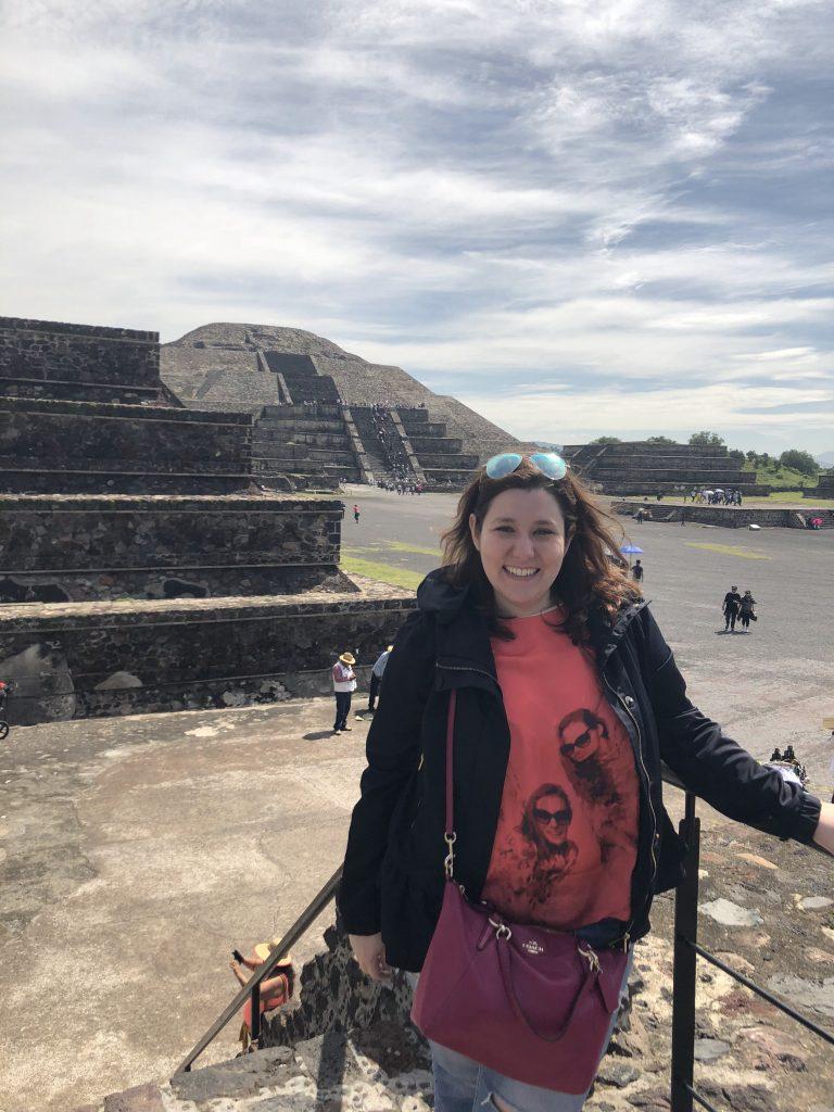 IMG 2329 e1546798409160 768x1024 - Una visita a las Pirámides de Teotihuacan en Ciudad de México