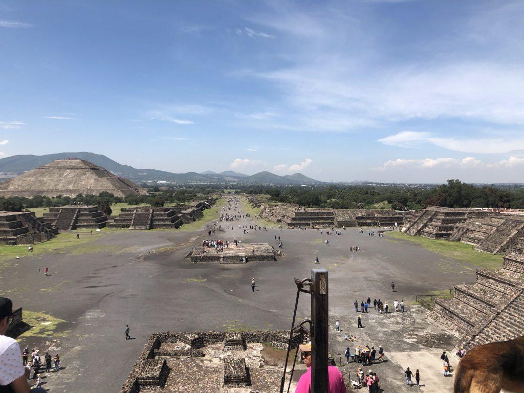 IMG 2334 e1546798380662 1024x768 - Una visita a las Pirámides de Teotihuacan en Ciudad de México