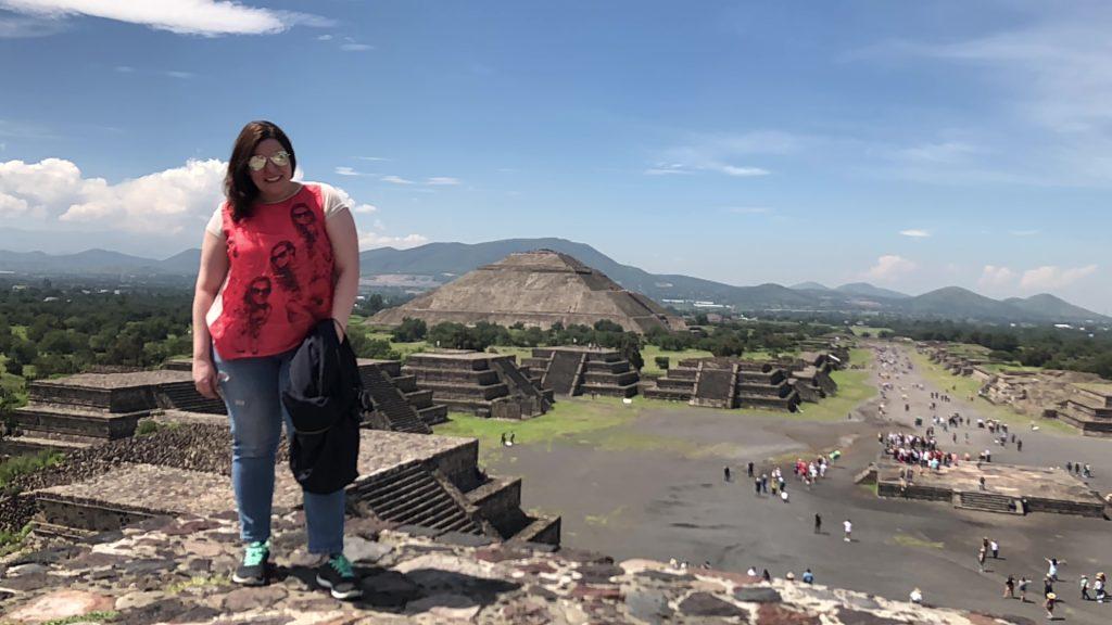 IMG 2340 1024x576 - Una visita a las Pirámides de Teotihuacan en Ciudad de México
