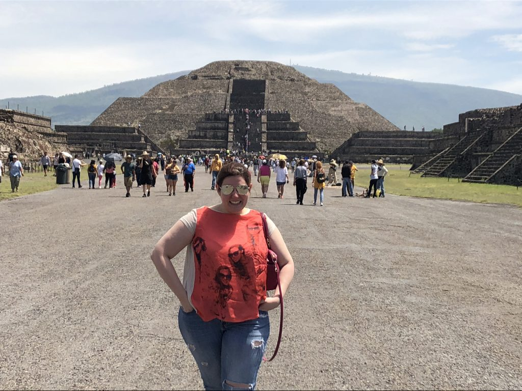 IMG 2349 1024x768 - Una visita a las Pirámides de Teotihuacan en Ciudad de México