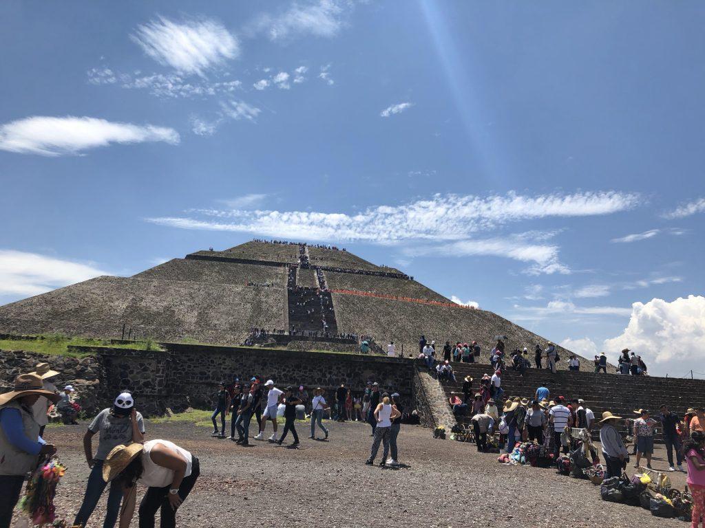 IMG 2359 e1546798214398 1024x768 - Una visita a las Pirámides de Teotihuacan en Ciudad de México
