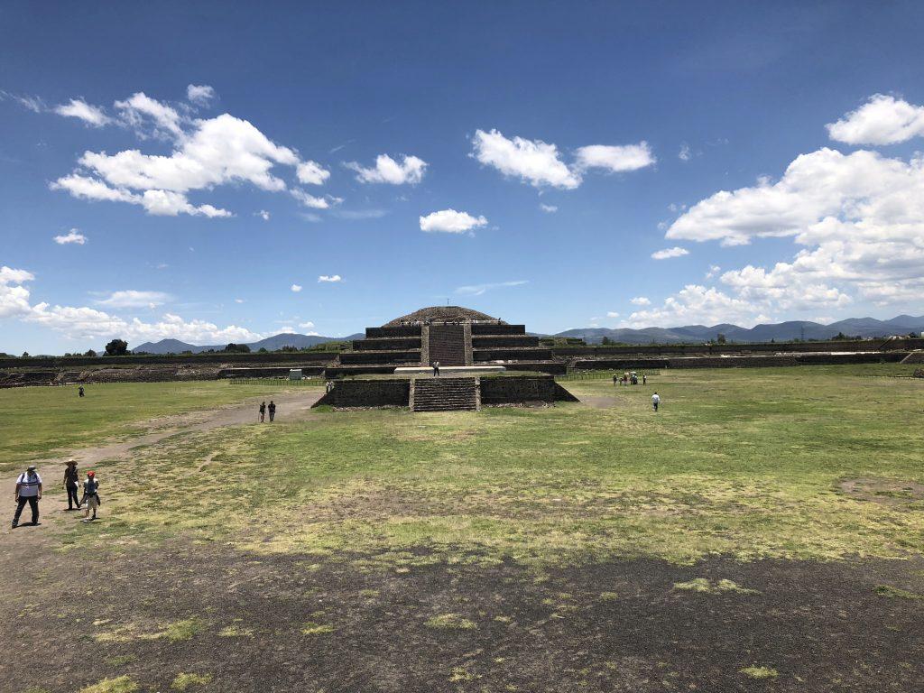 IMG 2376 1024x768 - Una visita a las Pirámides de Teotihuacan en Ciudad de México