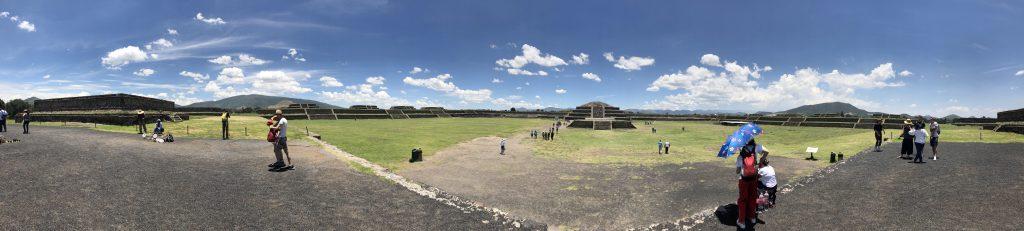 IMG 2378 1024x231 - Una visita a las Pirámides de Teotihuacan en Ciudad de México