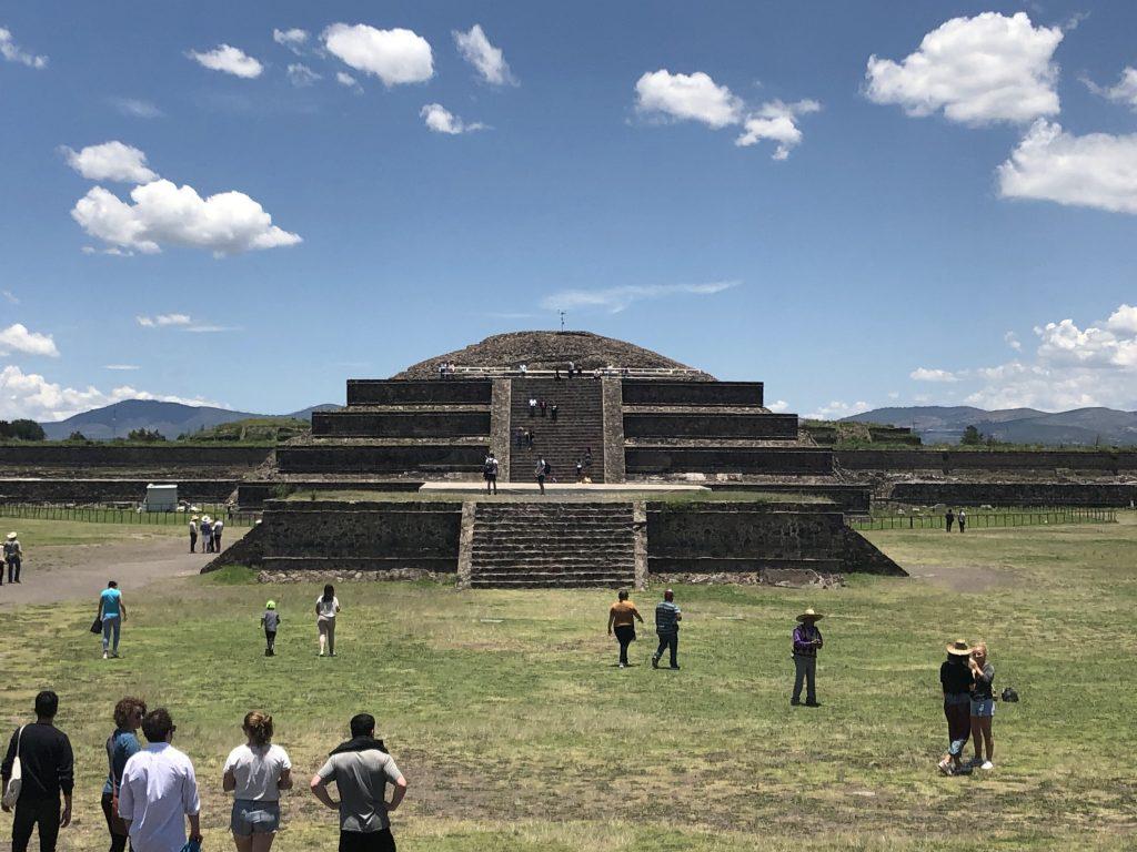 IMG 2383 e1546797946419 1024x768 - Una visita a las Pirámides de Teotihuacan en Ciudad de México