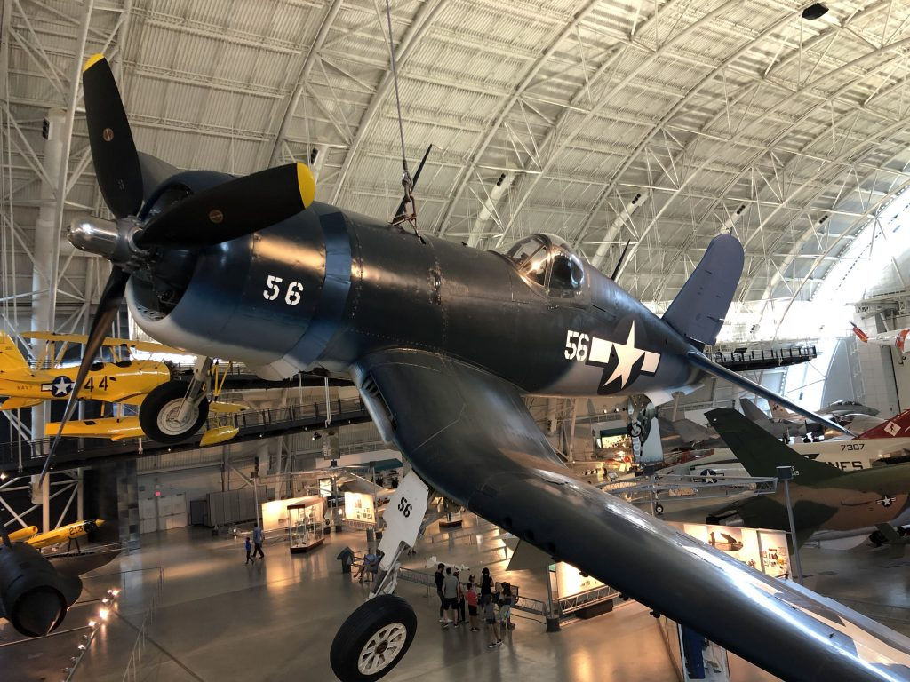 IMG 3515 1024x768 - El Museo del Aire y del Espacio en el aeropuerto Dulles de Washington DC