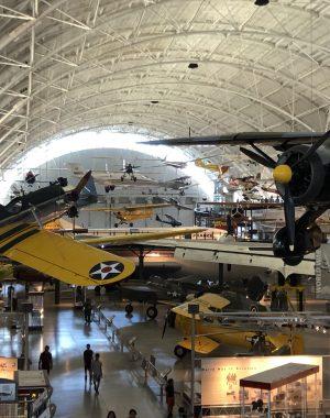 Museo del Aires y del Espacio Washington