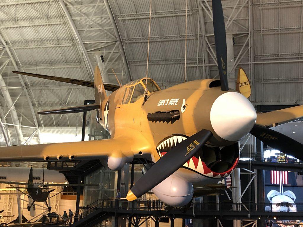 IMG 3520 1024x768 - El Museo del Aire y del Espacio en el aeropuerto Dulles de Washington DC