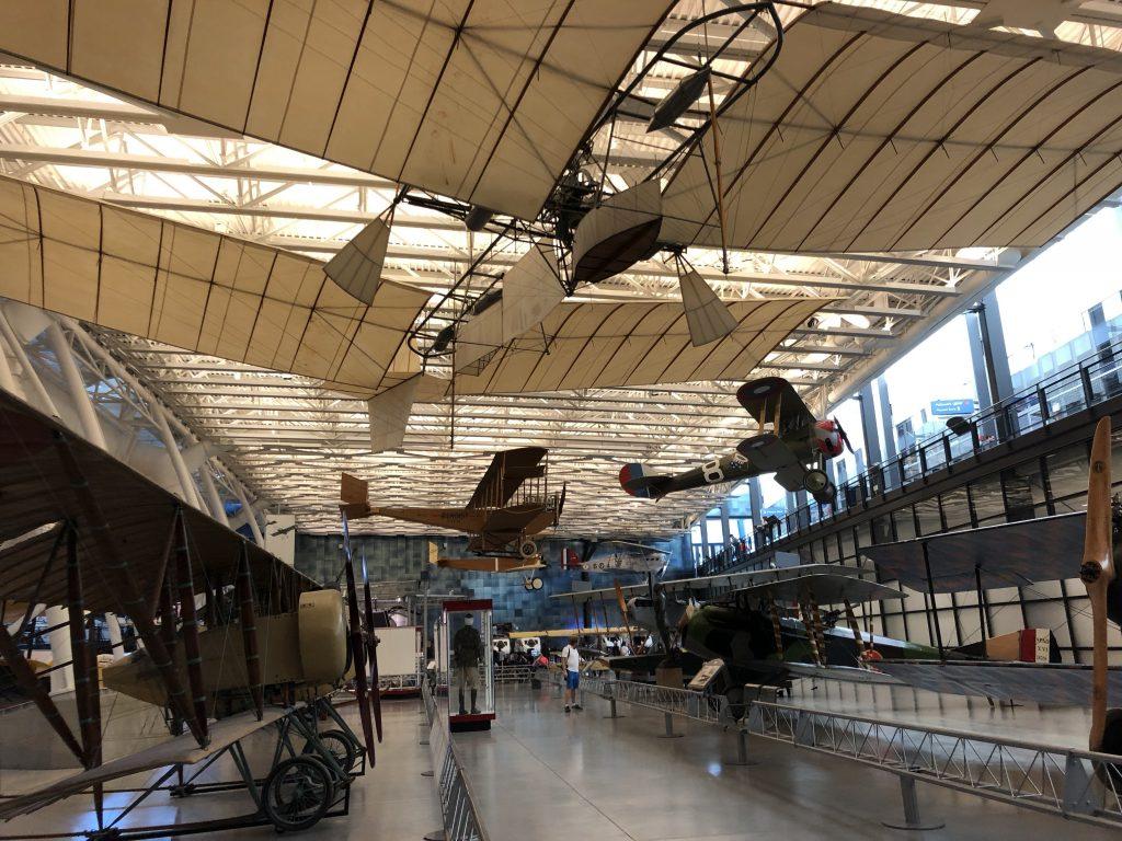 IMG 3561 1024x768 - El Museo del Aire y del Espacio en el aeropuerto Dulles de Washington DC