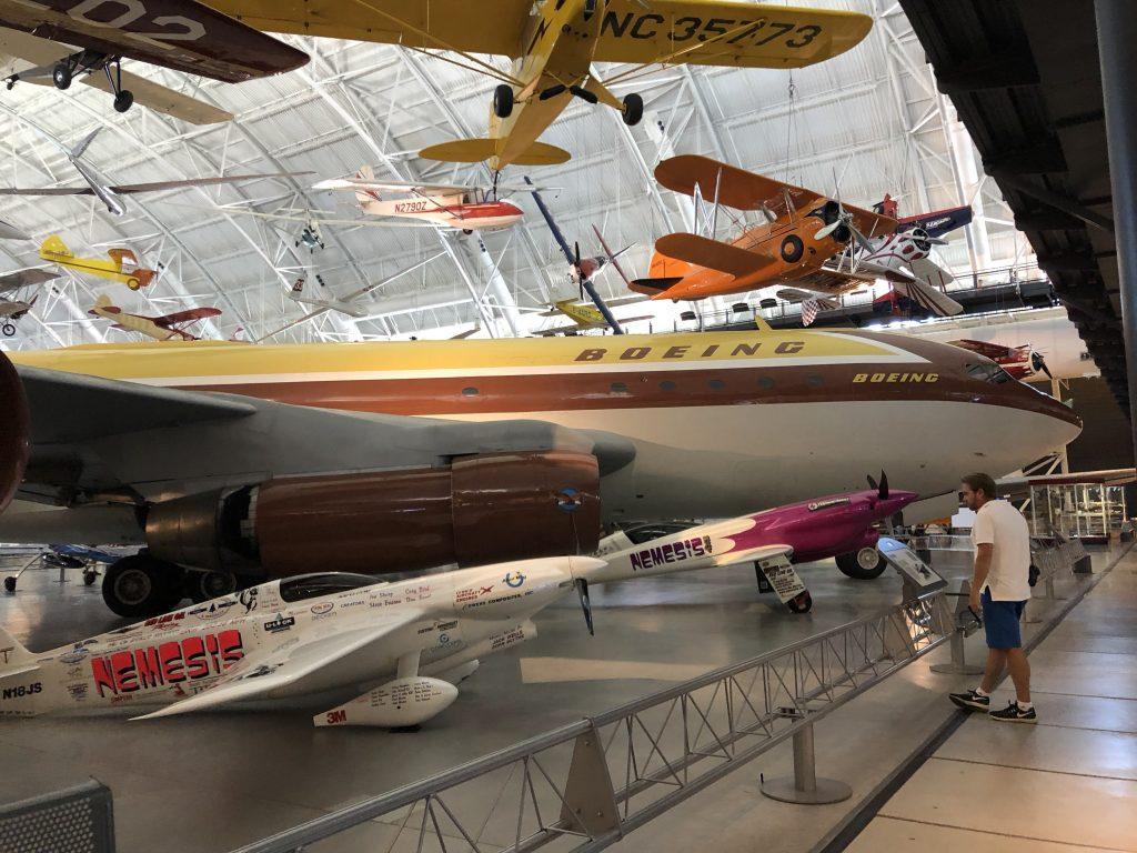 IMG 3563 1024x768 - El Museo del Aire y del Espacio en el aeropuerto Dulles de Washington DC