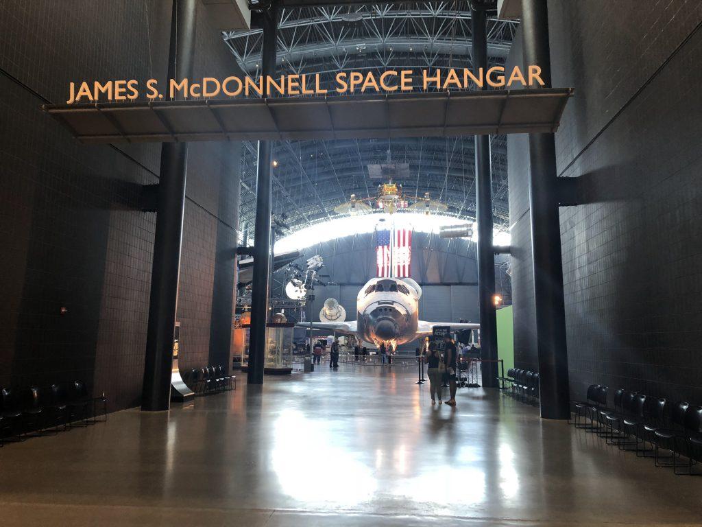 IMG 3608 1024x768 - El Museo del Aire y del Espacio en el aeropuerto Dulles de Washington DC