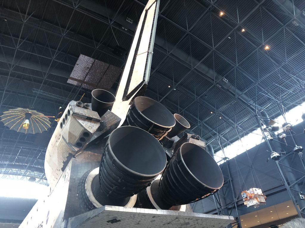 IMG 3633 1024x768 - El Museo del Aire y del Espacio en el aeropuerto Dulles de Washington DC