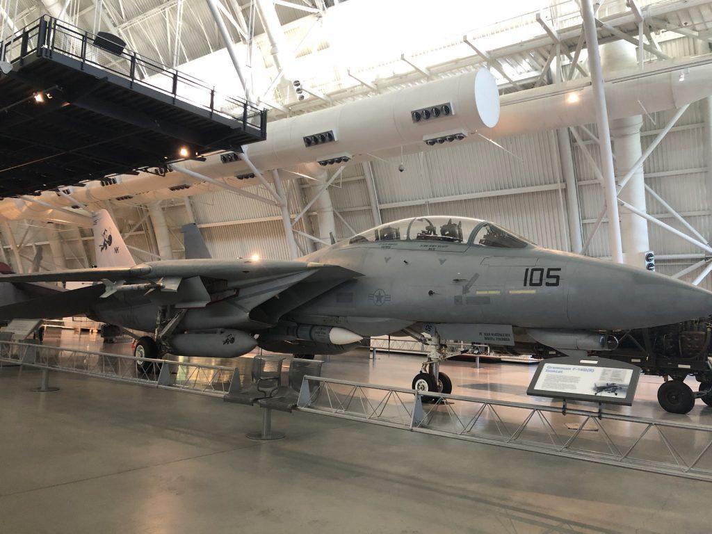 IMG 3655 1024x768 - El Museo del Aire y del Espacio en el aeropuerto Dulles de Washington DC