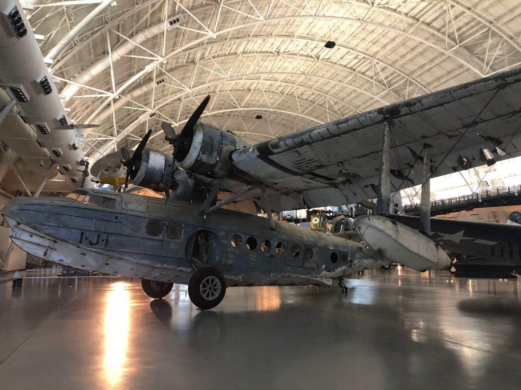 IMG 3657 1024x768 - El Museo del Aire y del Espacio en el aeropuerto Dulles de Washington DC