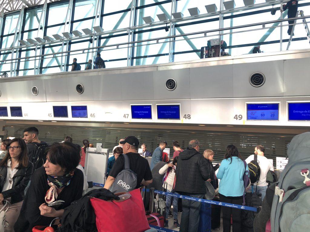 IMG 4309 1024x768 - Crónica de vuelo Buenos Aires - Santiago de Chile con LATAM