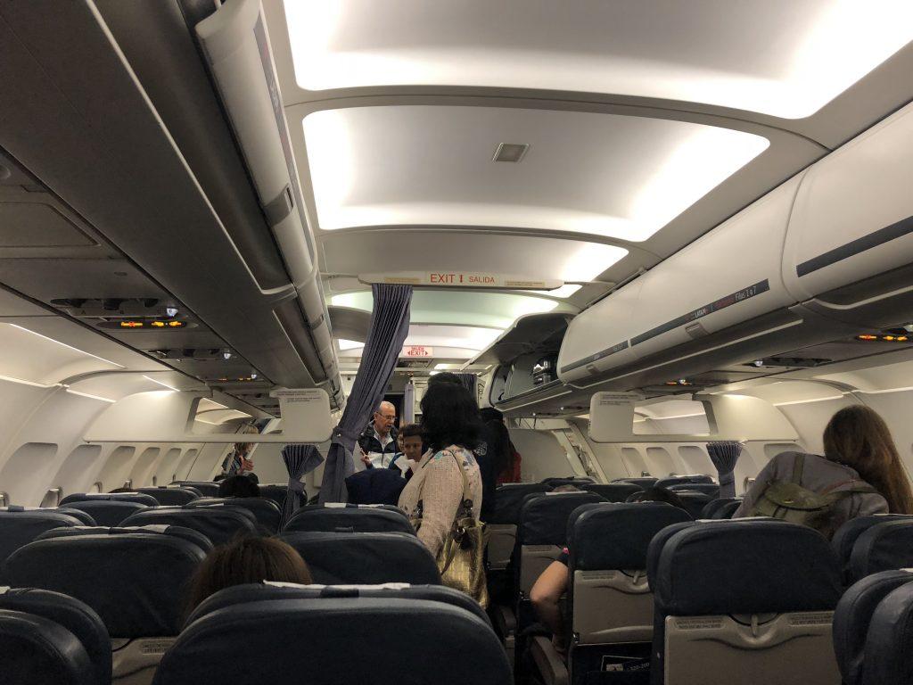 IMG 4323 1024x768 - Crónica de vuelo Buenos Aires - Santiago de Chile con LATAM