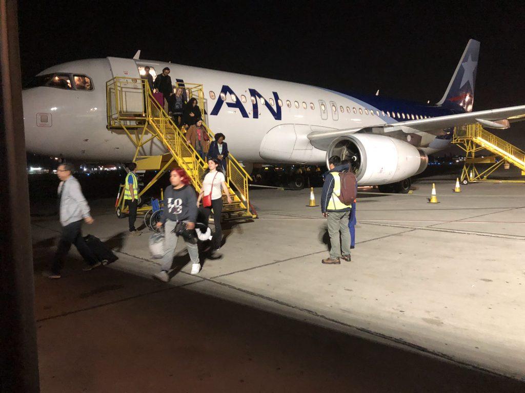 IMG 4332 1024x768 - Crónica de vuelo Buenos Aires - Santiago de Chile con LATAM