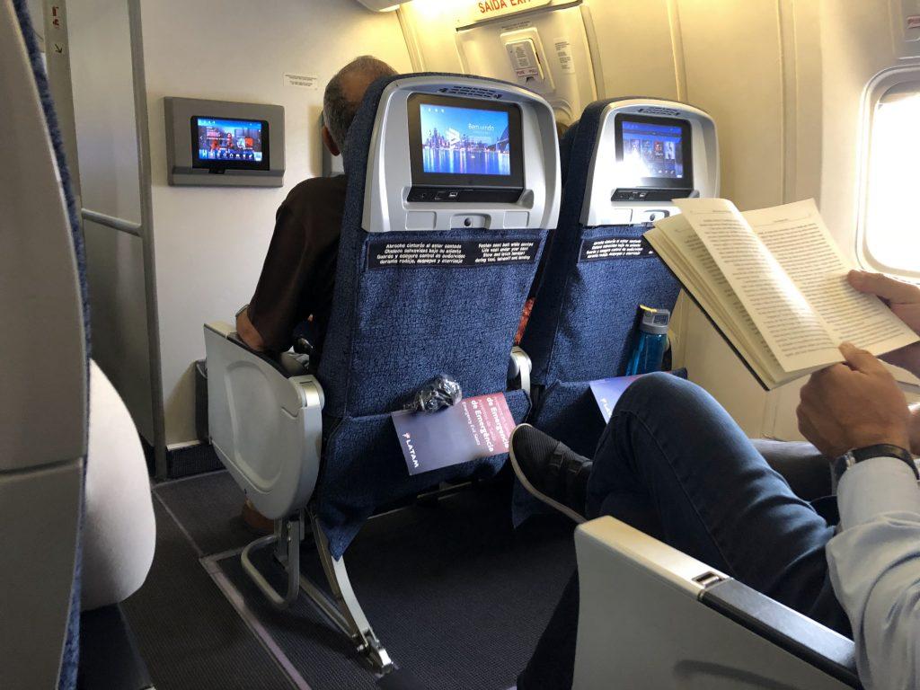 IMG 4533 1024x768 - Crónica de vuelo Ciudad de Mexico - Buenos Aires (con escala en Sao Paulo) con LATAM // Parte I