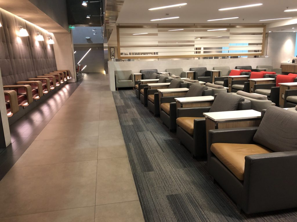 IMG 6670 1024x768 - El Salón VIP de American Airlines en el aeropuerto de Guarulhos