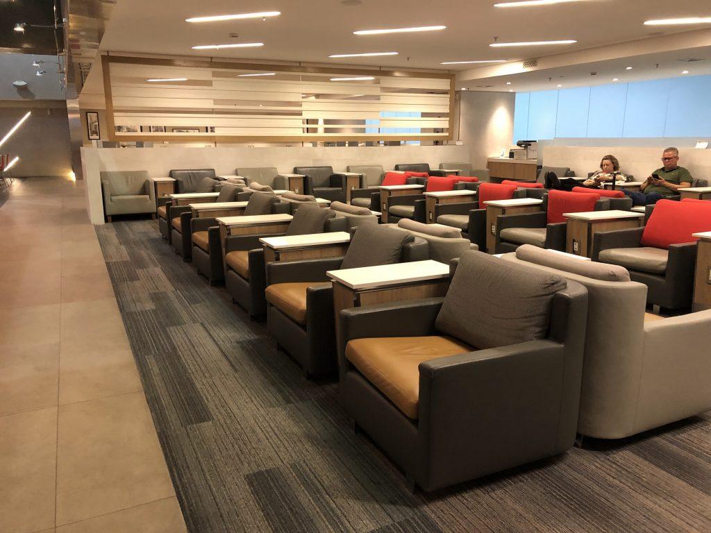 IMG 6671 1024x768 - El Salón VIP de American Airlines en el aeropuerto de Guarulhos