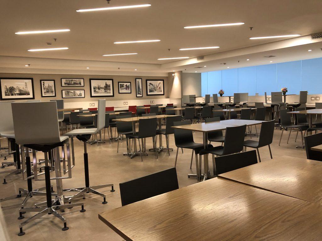 IMG 6672 1024x768 - El Salón VIP de American Airlines en el aeropuerto de Guarulhos
