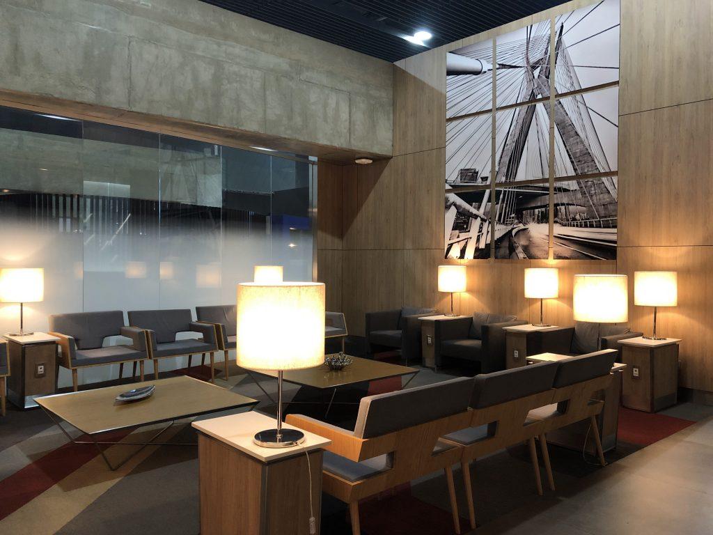 IMG 6696 1024x768 - El Salón VIP de American Airlines en el aeropuerto de Guarulhos