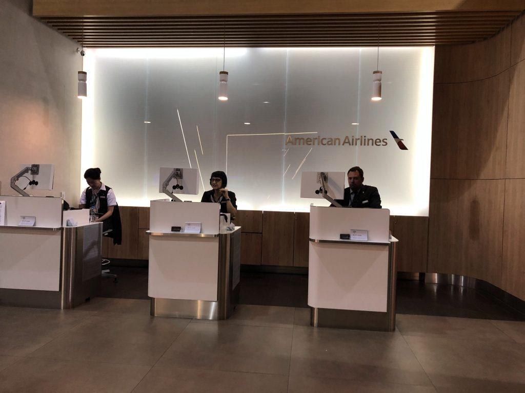 IMG 6708 1024x768 - El Salón VIP de American Airlines en el aeropuerto de Guarulhos