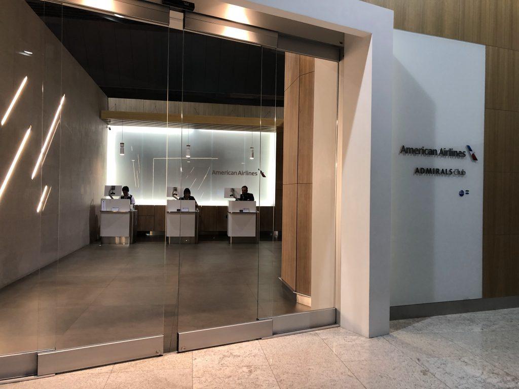 IMG 6711 1024x768 - El Salón VIP de American Airlines en el aeropuerto de Guarulhos