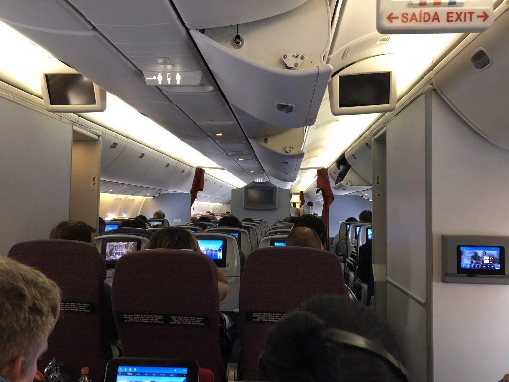 IMG 4531 1024x768 - Crónica de vuelo Ciudad de Mexico - Buenos Aires (con escala en Sao Paulo) con LATAM // Parte I