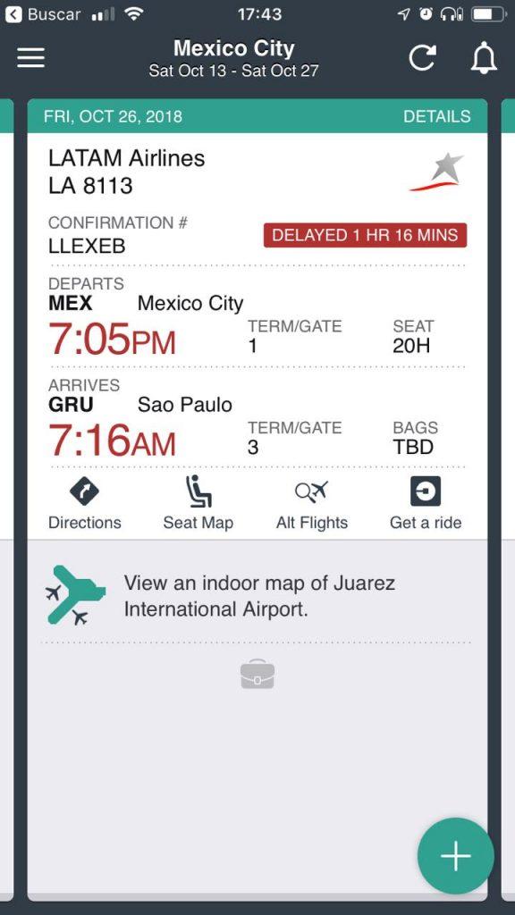 WhatsApp Image 2019 04 28 at 17.56.36 576x1024 - Crónica de vuelo Ciudad de Mexico - Buenos Aires (con escala en Sao Paulo) con LATAM // Parte I