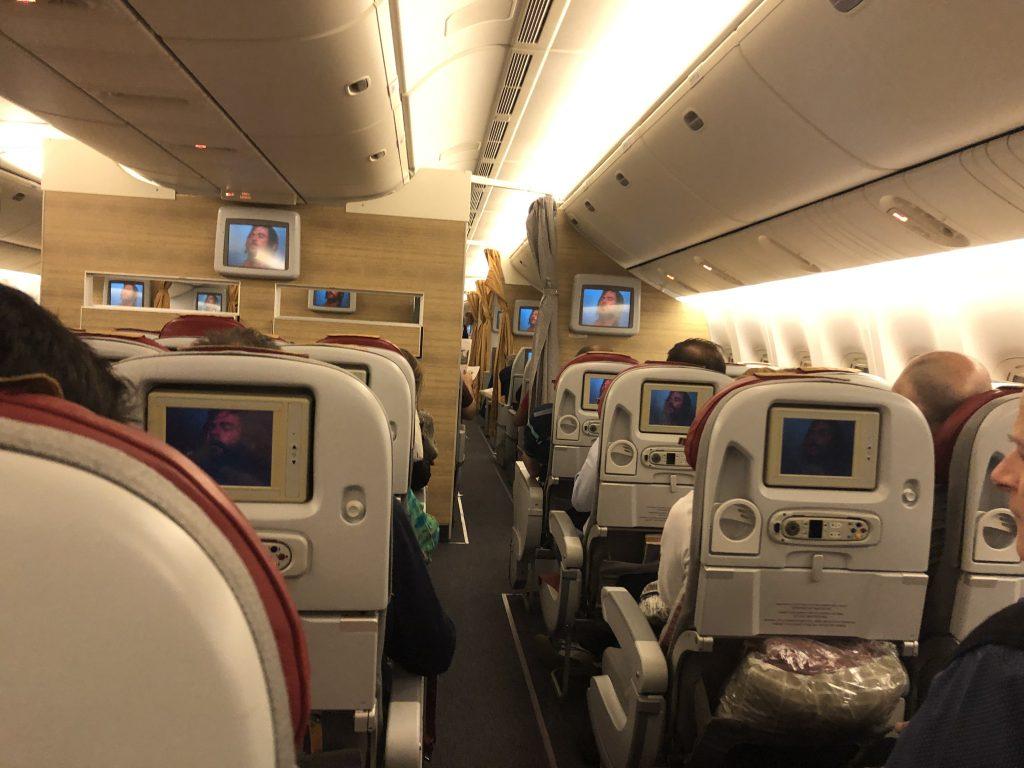 IMG 0418 1024x768 - Crónica de vuelo Buenos Aires - Roma con Alitalia (AZ680)