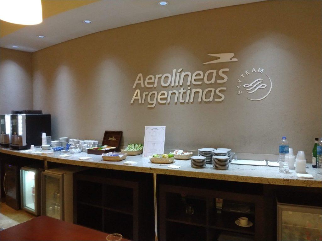 IMG 20190126 213205228 1024x768 - Reseña Salon VIP Aerolineas Argentinas en Ezeiza - Club Condor