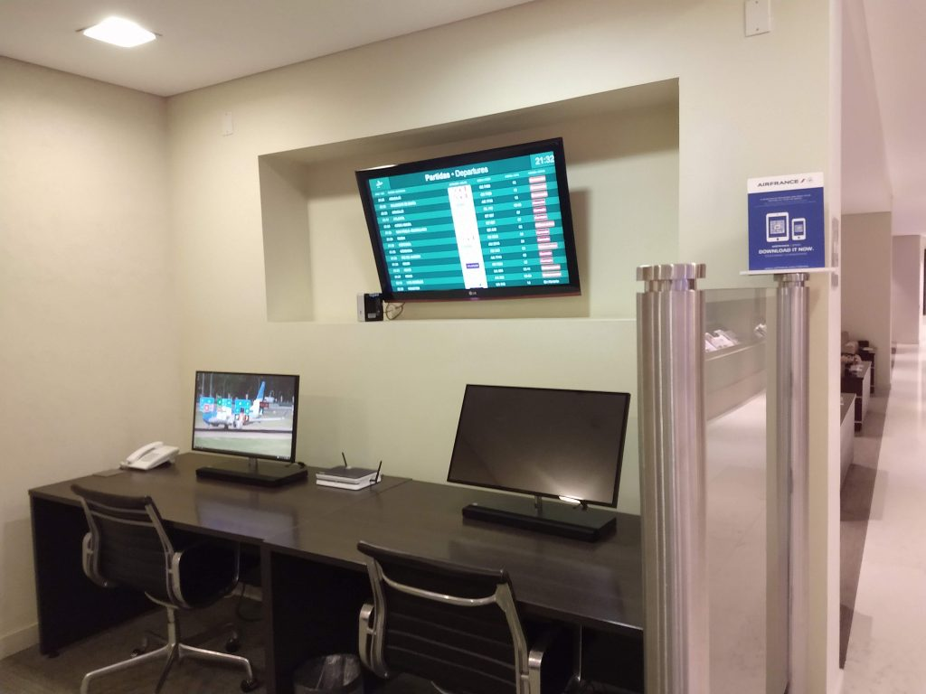 IMG 20190126 213215409 1024x768 - Reseña Salon VIP Aerolineas Argentinas en Ezeiza - Club Condor