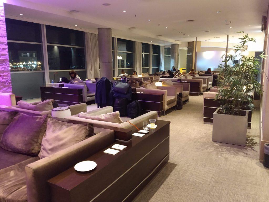 IMG 20190126 213311684 1024x768 - Reseña Salon VIP Aerolineas Argentinas en Ezeiza - Club Condor