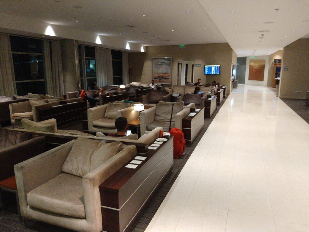 IMG 20190126 213528083 1024x768 - Reseña Salon VIP Aerolineas Argentinas en Ezeiza - Club Condor