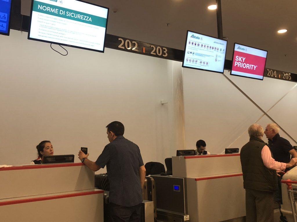 IMG 6989 1024x768 - Crónica de vuelo Buenos Aires - Roma con Alitalia (AZ680)