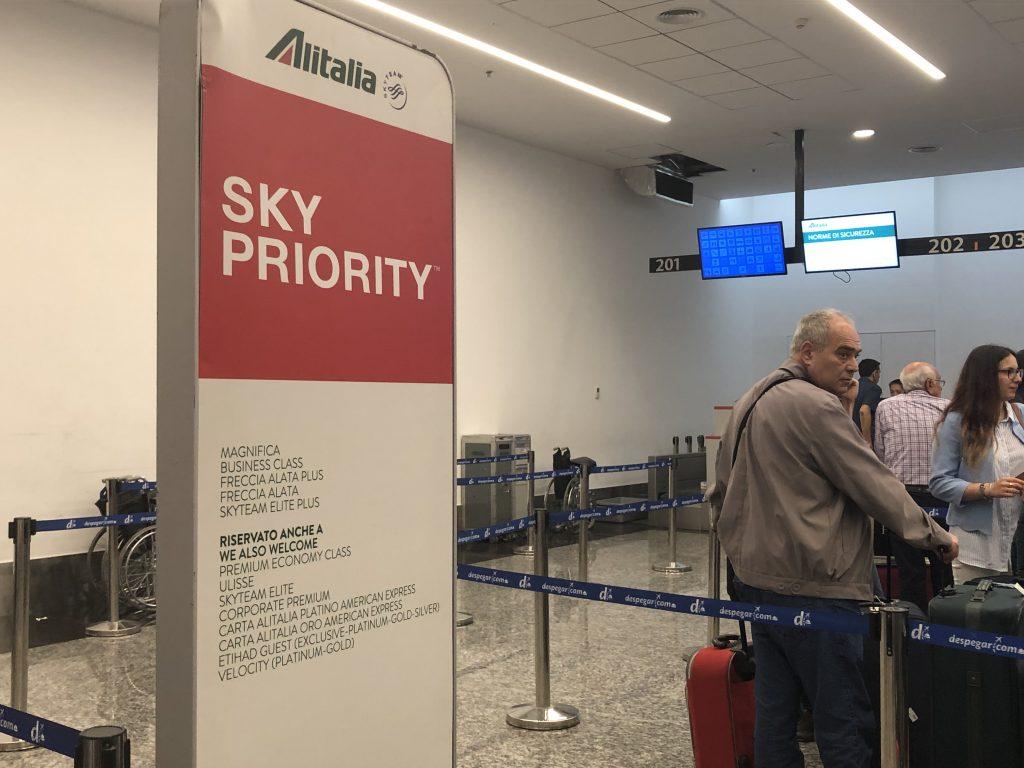 IMG 6990 1024x768 - Crónica de vuelo Buenos Aires - Roma con Alitalia (AZ680)