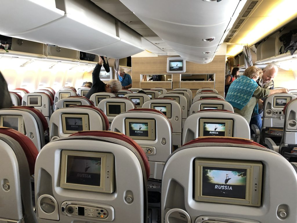 IMG 7006 e1570360103416 1024x768 - Crónica de vuelo Buenos Aires - Roma con Alitalia