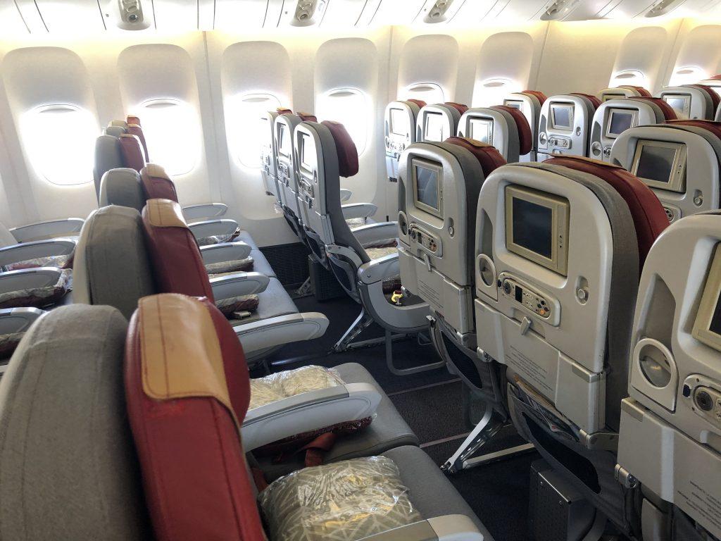 IMG 7007 e1570360148147 1024x768 - Crónica de vuelo Buenos Aires - Roma con Alitalia (AZ680)