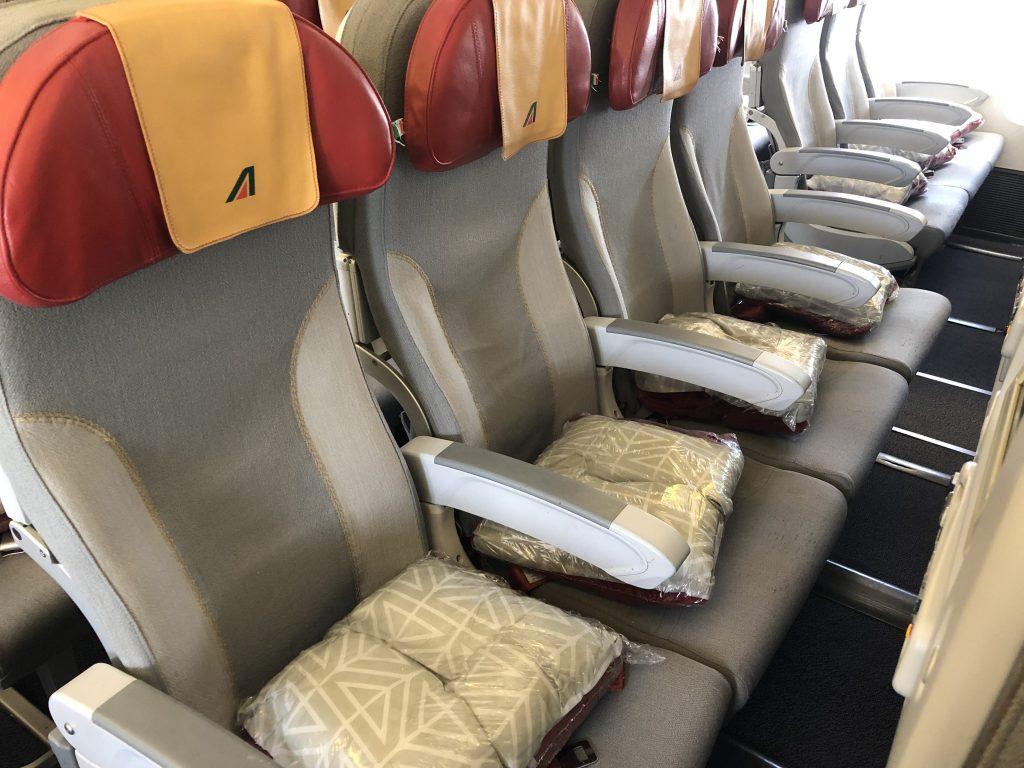 IMG 7008 e1570360177419 1024x768 - Crónica de vuelo Buenos Aires - Roma con Alitalia