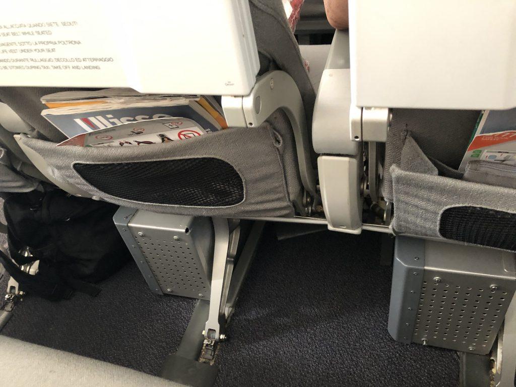 IMG 7011 e1570360239977 1024x768 - Crónica de vuelo Buenos Aires - Roma con Alitalia