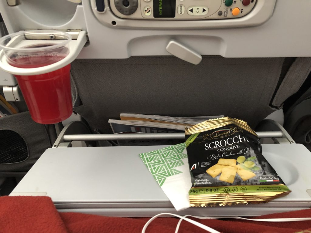 IMG 7014 e1570360845715 1024x768 - Crónica de vuelo Buenos Aires - Roma con Alitalia