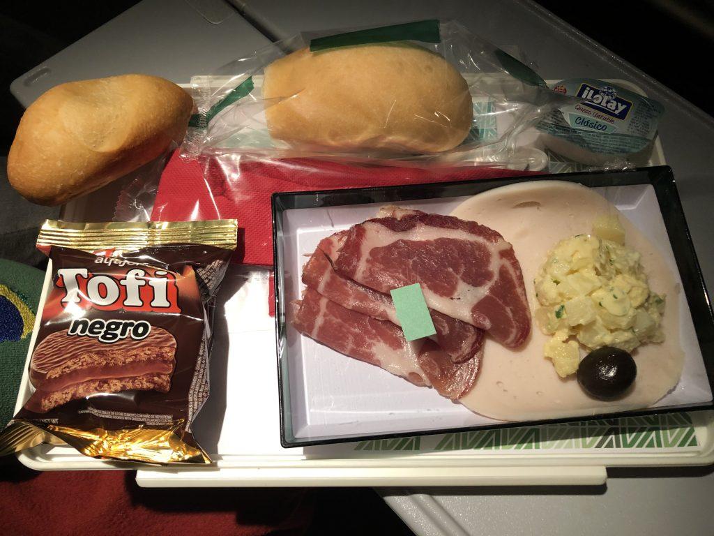 IMG 7028 1024x768 - Crónica de vuelo Buenos Aires - Roma con Alitalia (AZ680)