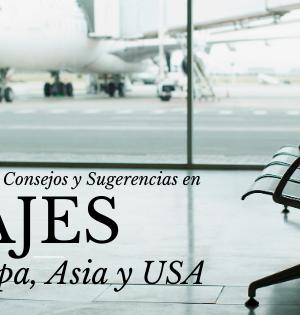 Coronavirus viajar Europa Asia Estados Unidos